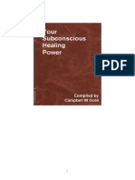 Subconscious Healing Power