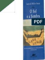 O Sol e a Sombra- Política e Administração Na América Portuguesa XVIII- Laura Souza