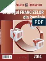 Catalogul Francizelor Din Romania 2014