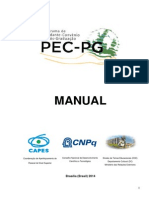 Edital PEC-PG Manual
