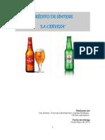 Analisis quimico cerveza