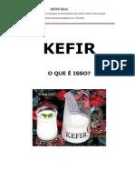 001 Manual Kefir - Ricardo - Sociedade Alternativa Da Saúde