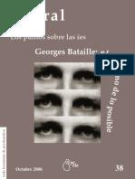 Litoral 38. École Lacanienne de Psychanalyse