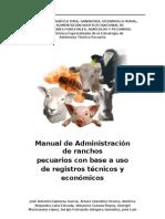 Manual de Administracion de Ranchos Ganaderos