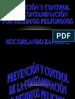 Prevencion y Control de La Contaminacion