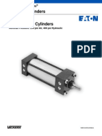 Vickers Pneumatic Cylinders