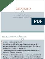 Teorias Geográficas