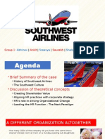 Southwest Case PPT