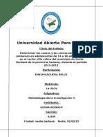Trabajo Final Metotologia II-2 Chayanne