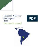 Haciendo Negocios en Paraguay 2015