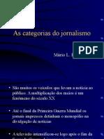 Conceitos de Jornalismo Investigativo