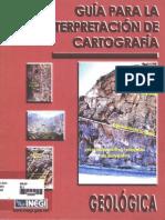 Guia Para La Interpretacion Geologica