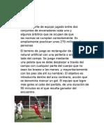 el futbol y sus tendencias