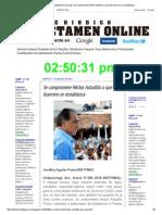 17-03-15 Se compromete Héctor Astudillo a que todo Guerrero se restablezca