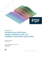 Project10X's / Semantic Wave 2008 Report