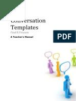 4 Conversation Expansion Templates