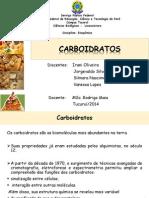 Carboidratos Final