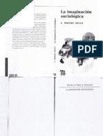 Wright Mills - Cap1 La Imaginacion Sociologica (1)