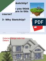 1- Whats SketchUp