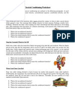CC Worksheet