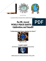 earth day 2011 program