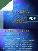 La Madera Propiedades
