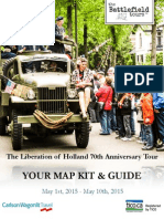 Holland Only Map Kit & Guidebook