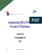 IP/MPLS