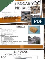 Exposicion Rocas y Minerales