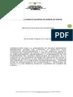 Proyecto Pliego de Condi Licitación 01-2015-biomedicos 25-03-2015