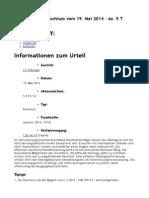 ARD-ZDF - Gericht Erklärt Zwangsvollstreckung Als Unwirksam