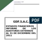 CARTA de CONTROL INTERNO y Dictamen Imprimiryyyyyyy