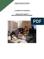 Módulo de Ciencias - Bolivia VF