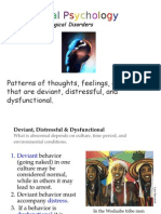 ii  what are psychological disorders