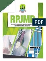 Rpjmd Bekasi 2013-2018