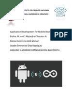 Arduino Reporte 1