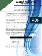 Document 3 MMC 2014 (Contest Mechanics) Final