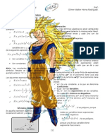 Expresion Algebraica Polinomio