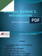 Biologia Unidad 1