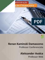 REVISADA Administração Financeira_RevisÃO (09.12.13)