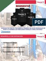 PTP - Biodigestor