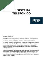 2. El Sistema Telefonico