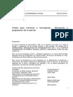 Nch0164-76 Aridos Para Morteros
