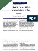 urolitiase e colica nefretica