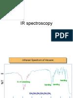 IR Spectroscopy Show