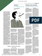 Acervo Folha - Busca 'Carta Do Leitor'