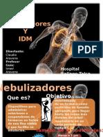 Presentacion Nebulizadores vs IDM