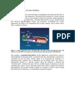 Micro Fluidics Applications
