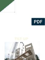 Presentación Tilt Up