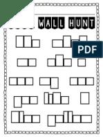 Word Wall Hunt